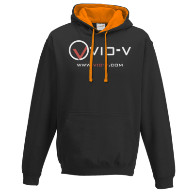 Motiv: Two-Tone Hoodie - Vio Entertainment - Logo 2