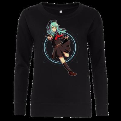 Motiv: Girlie Sweatshirt - Modus Yandere