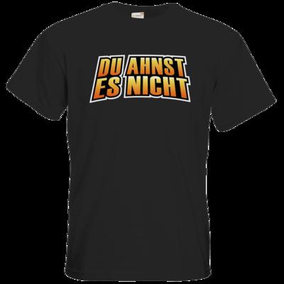 Motiv: T-Shirt Premium FAIR WEAR - Rhoxy - Du ahnst es nicht