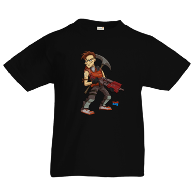 Motiv: Kids T-Shirt Premium FAIR WEAR - LootBoy - Fort