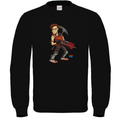 Motiv: Sweatshirt FAIR WEAR - LootBoy - Fort