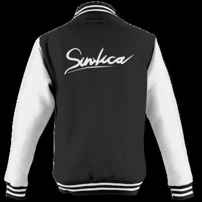 Motiv: College Jacke - Sintica - Logo