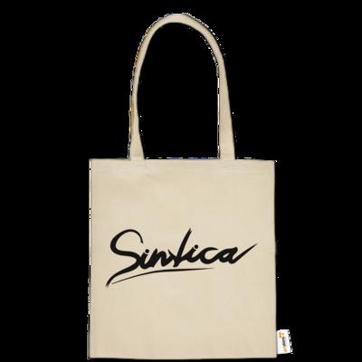 Motiv: Baumwolltasche - Sintica - Logo
