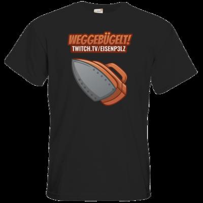 Motiv: T-Shirt Premium FAIR WEAR - Weggebügelt