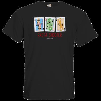 Motiv: T-Shirt Premium FAIR WEAR - Poker