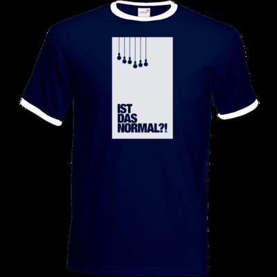 Motiv: T-Shirt Ringer - Ist das normal?