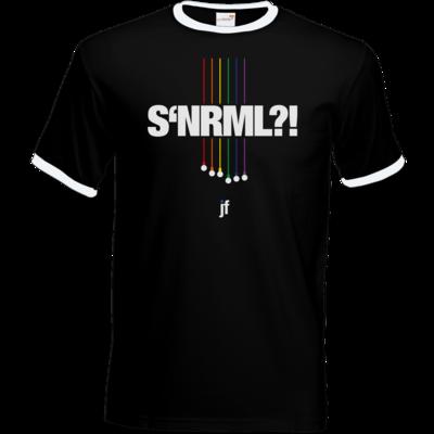 Motiv: T-Shirt Ringer - SNRML