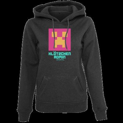 Motiv: Womens Heavy Hoody - Kloetzchen Admin