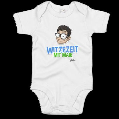 Motiv: Baby Body Organic - Witzezeit mit Maik