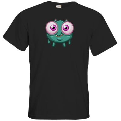 Motiv: T-Shirt Premium FAIR WEAR - Submonsterchen