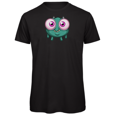 Motiv: Organic T-Shirt - Submonsterchen