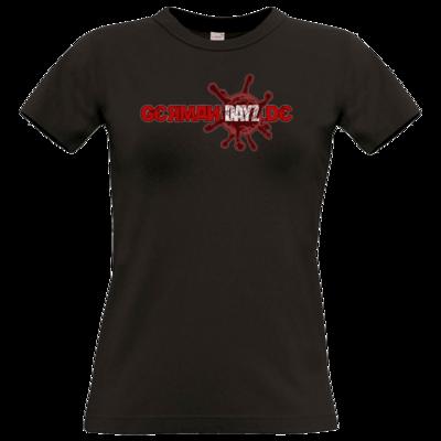 Motiv: T-Shirt Damen Premium FAIR WEAR - GDZ Logo