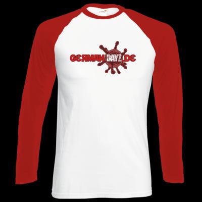 Motiv: Longsleeve Baseball T - GDZ Logo