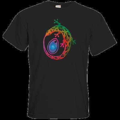 Motiv: T-Shirt Premium FAIR WEAR - Götter - Tsa - Symbol
