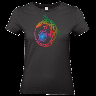 Motiv: T-Shirt Damen Premium FAIR WEAR - Götter - Tsa - Symbol