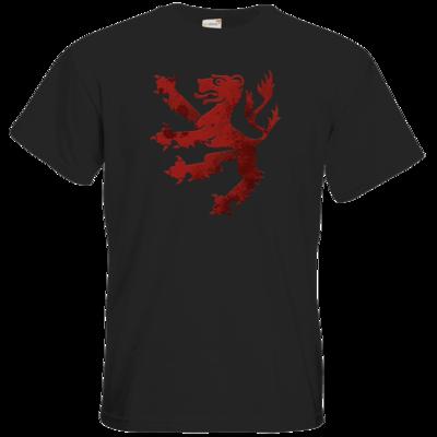 Motiv: T-Shirt Premium FAIR WEAR - Götter - Rondra - Symbol