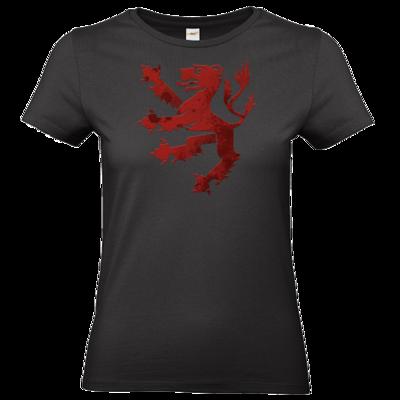 Motiv: T-Shirt Damen Premium FAIR WEAR - Götter - Rondra - Symbol