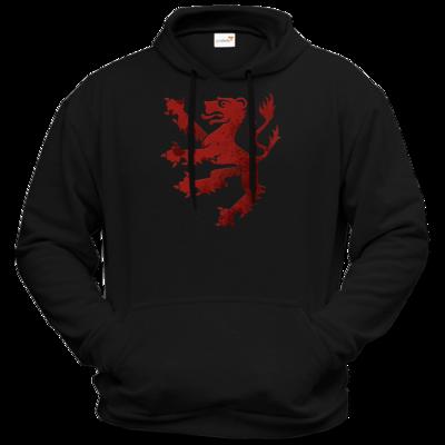 Motiv: Hoodie Premium FAIR WEAR - Götter - Rondra - Symbol