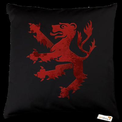 Motiv: Kissen Baumwolle - Götter - Rondra - Symbol