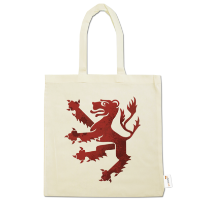 Motiv: Baumwolltasche - Götter - Rondra - Symbol