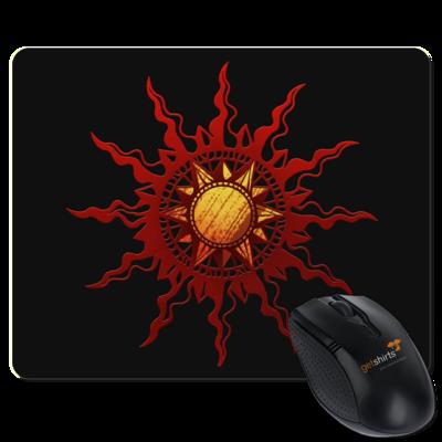 Motiv: Mousepad Textil - Götter - Praios - Symbol