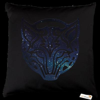 Motiv: Kissen Baumwolle - Götter - Phex - Symbol