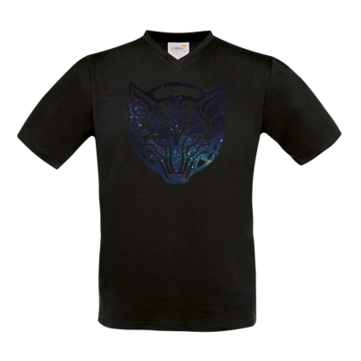 Motiv: T-Shirt V-Neck FAIR WEAR - Götter - Phex - Symbol