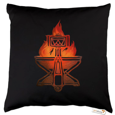 Motiv: Kissen Baumwolle - Götter - Ingerimm - Symbol