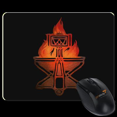 Motiv: Mousepad Textil - Götter - Ingerimm - Symbol