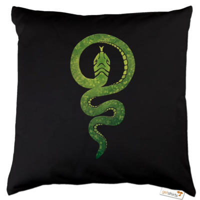 Motiv: Kissen Baumwolle - Götter - Hesinde - Symbol