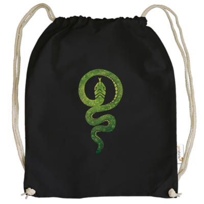 Motiv: Cotton Gymsac - Götter - Hesinde - Symbol