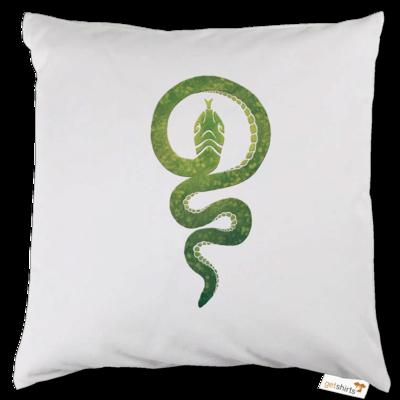 Motiv: Kissen - Götter - Hesinde - Symbol