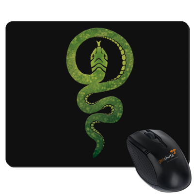 Motiv: Mousepad Textil - Götter - Hesinde - Symbol