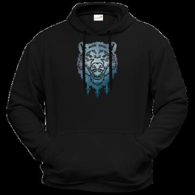 Motiv: Hoodie Premium FAIR WEAR - Götter - Firun - Symbol