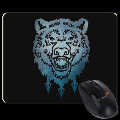 Motiv: Mousepad Textil - Götter - Firun - Symbol
