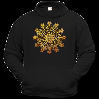 Motiv: Hoodie Classic - Götter - Bund des wahren Glaubens -Symbol