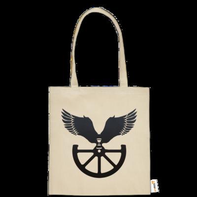 Motiv: Baumwolltasche - Götter - Boron - Symbol