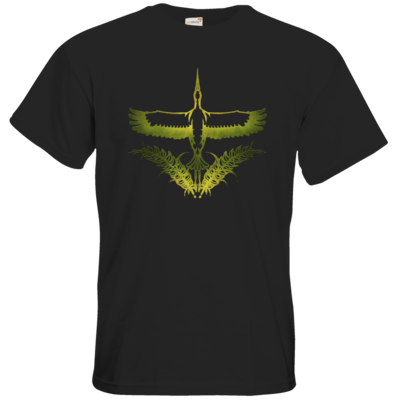 Motiv: T-Shirt Premium FAIR WEAR - Götter - Peraine - Symbol