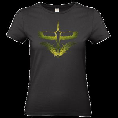 Motiv: T-Shirt Damen Premium FAIR WEAR - Götter - Peraine - Symbol