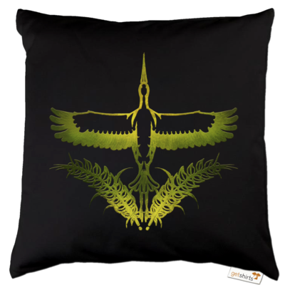 Motiv: Kissen Baumwolle - Götter - Peraine - Symbol