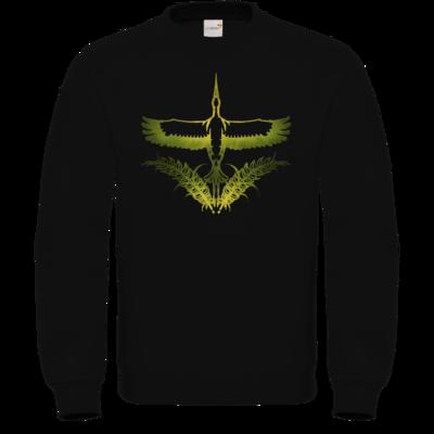 Motiv: Sweatshirt FAIR WEAR - Götter - Peraine - Symbol