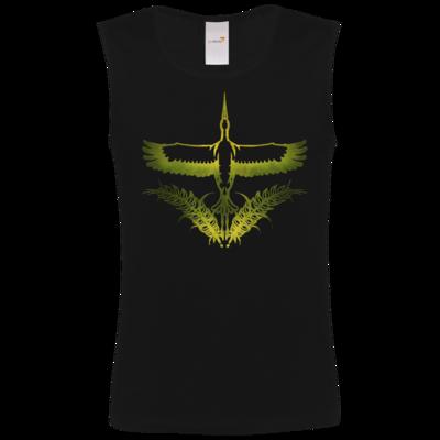 Motiv: Athletic Vest FAIR WEAR - Götter - Peraine - Symbol