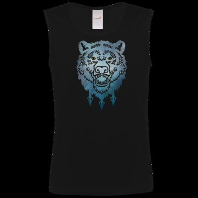 Motiv: Athletic Vest FAIR WEAR - Götter - Firun - Symbol