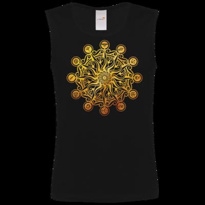 Motiv: Athletic Vest FAIR WEAR - Götter - Bund des wahren Glaubens -Symbol