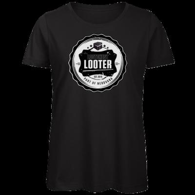 Motiv: Organic Lady T-Shirt - Looter