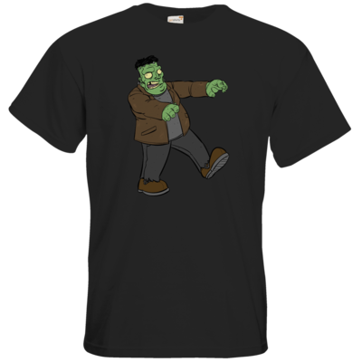 Motiv: T-Shirt Premium FAIR WEAR - Frankenbob