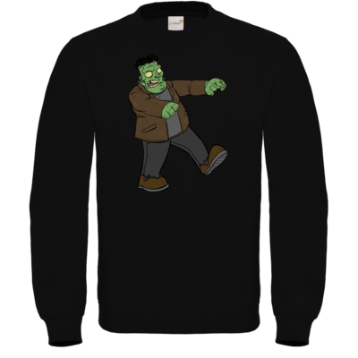 Motiv: Sweatshirt FAIR WEAR - Frankenbob