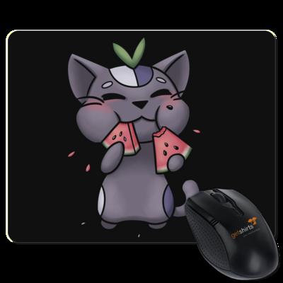 Motiv: Mousepad Textil - Melonberry