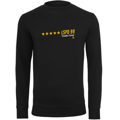 Motiv: Light Crew Sweatshirt - Walter Weiss - LSPD 99