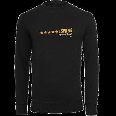 Motiv: Light Crew Sweatshirt - Walter Weiss - LSPD 99